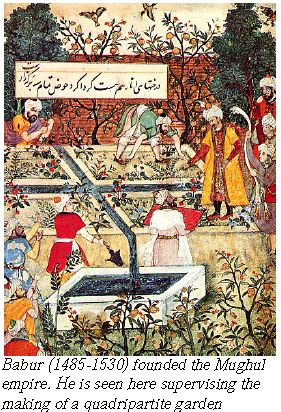 Jardin persa