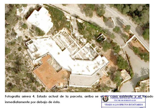 Restauración zona residencial Ibiza