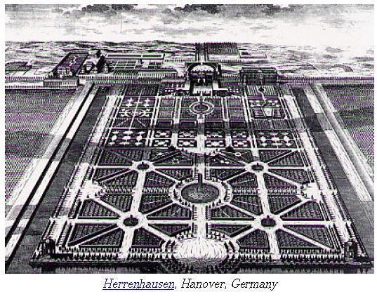 jardin barroco aleman